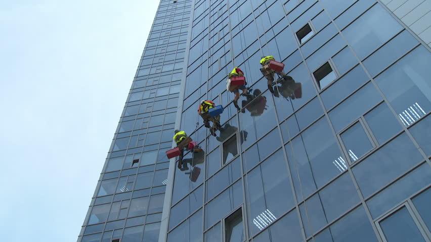 alpinismo industrial